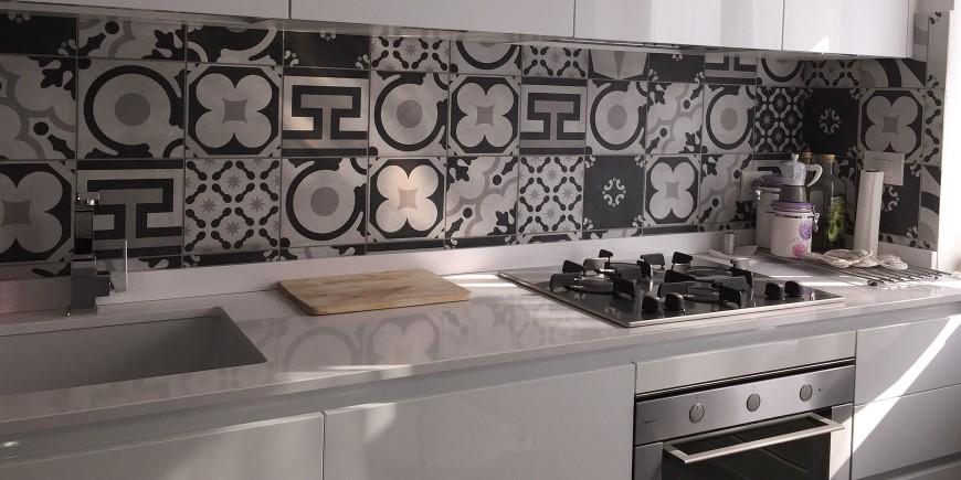 CEMENTINE Black&White - Fioranese Ceramica