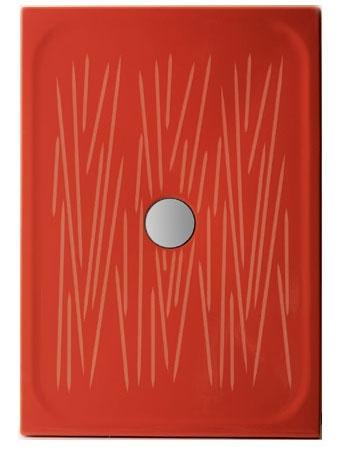 Фило червен 100x70см