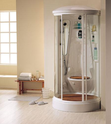 Парна баня - Арчена 130x110см 225h