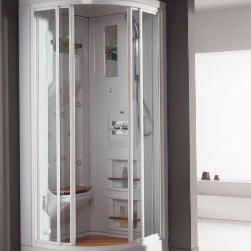 Парна баня - Ланджерон 90x90см 218h