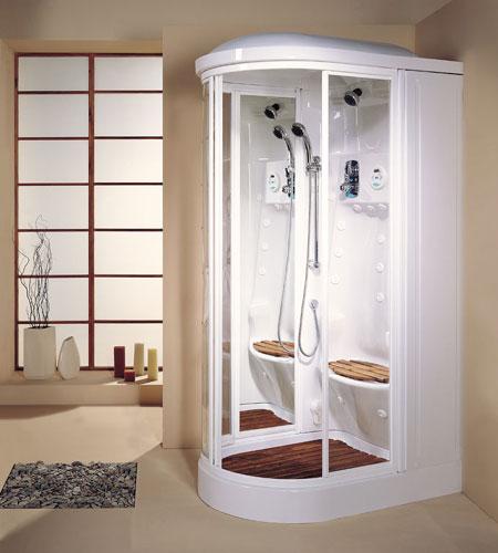 Парна баня - Виши 2 120x80см 225h