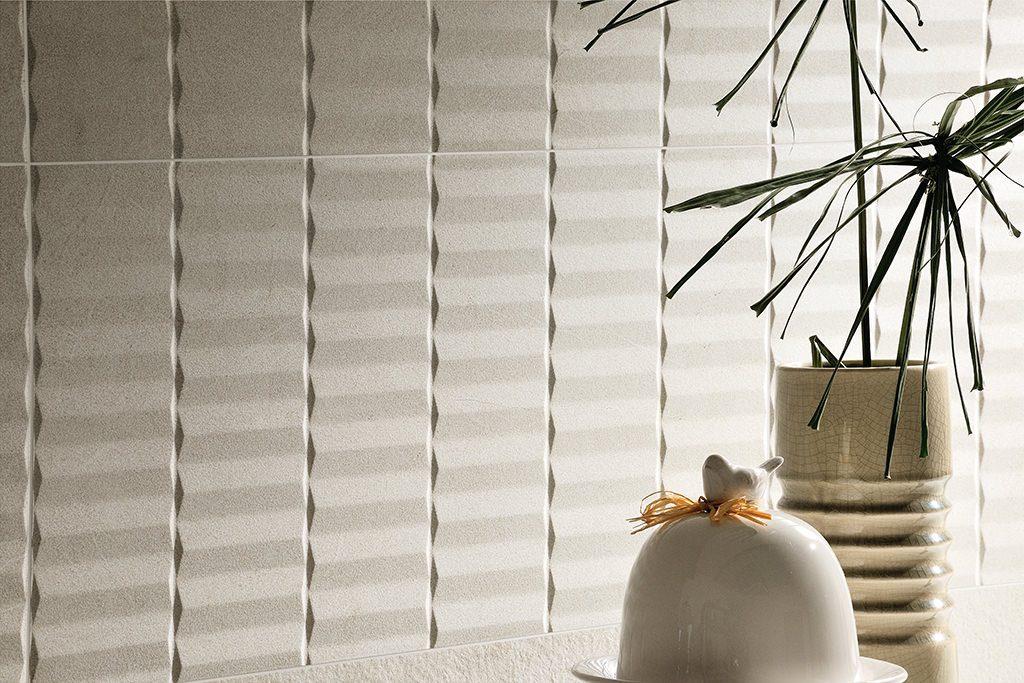 Bianco Rilievi 30x60