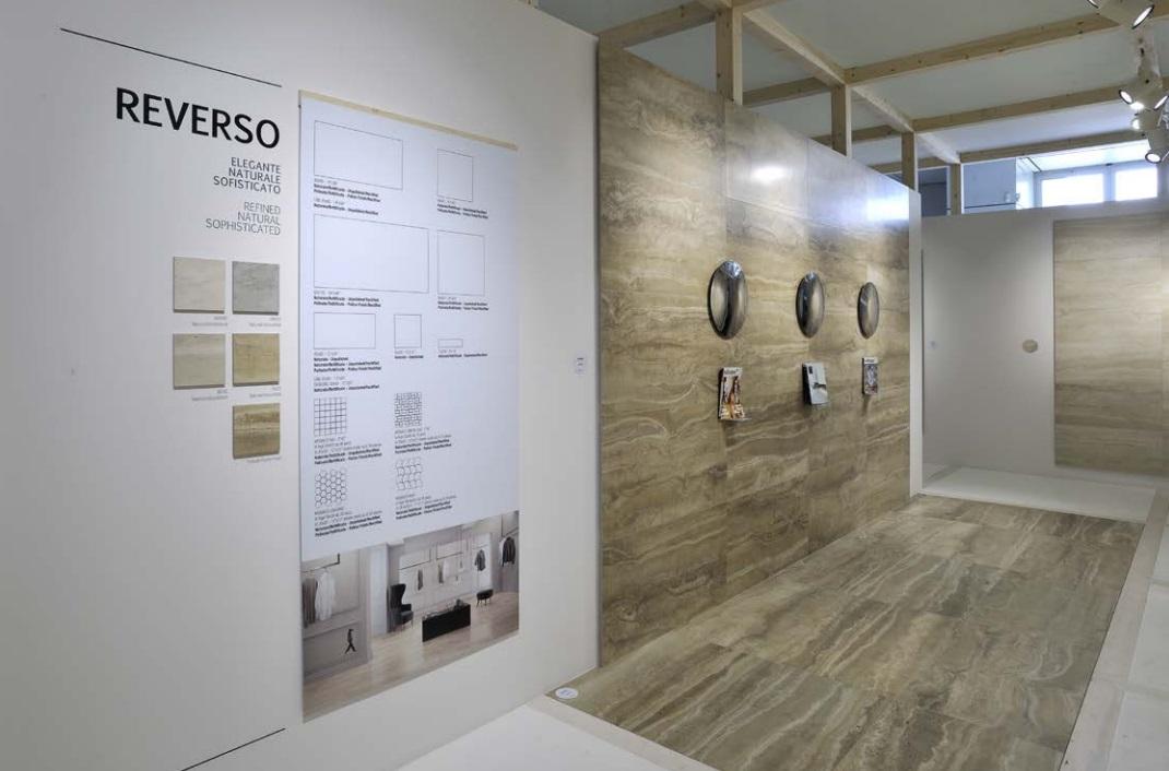 REVERSO - Cersaie 2015