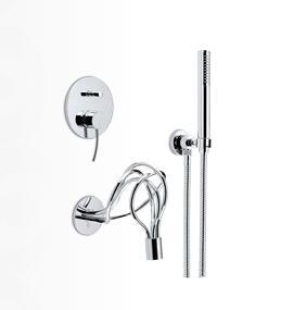 Вграден смесител за душ/вана   Morpho